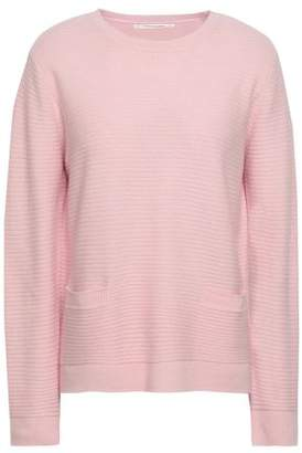 Chinti and Parker Ribbed Wool And Cashmere-blend Sweater