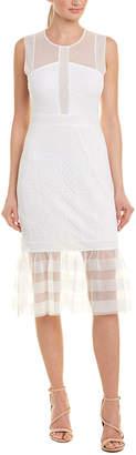 BCBGMAXAZRIA Knit Sheath Dress