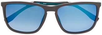 Fila square frame sunglasses