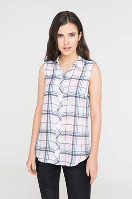 Ardene Basic Sleeveless Chiffon Blouse