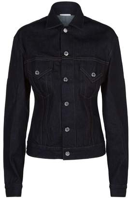 Helmut Lang Femme Raw Denim Jacket