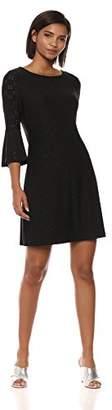 Tommy Hilfiger Women's Eyelit Knit Bell Sleeve