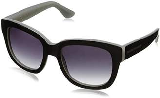 Elie Tahari Women's EL119 Wayfarer Sunglasses