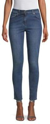 St. John Stretch Slim Ankle Jeans