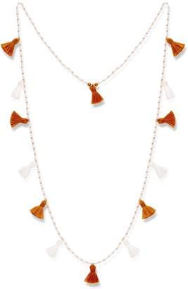 Alexandra Alberta - Bosworth Tassle Necklace