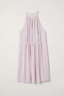 H&M H&M+ Sleeveless Dress - Pink