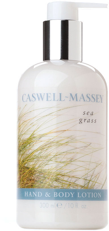 Caswell-Massey Sea Grass Hand and Body Lotion 10 oz