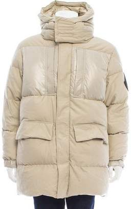 Moncler Trujillo Padded Down Jacket w/ Tags