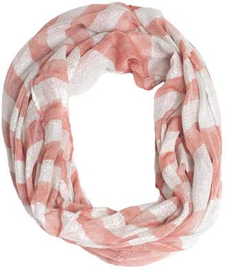 Love Of Fashion Striped Shimmer Scarf