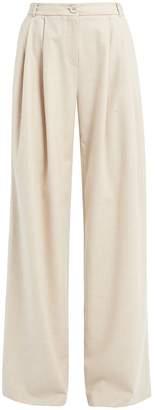 Blend of America WtR - Ethel Cream Wool Trousers