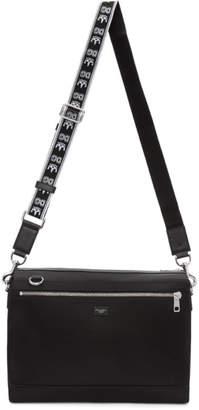 Dolce & Gabbana Black Messenger Bag