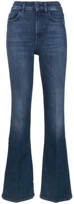 7 For All Mankind Slim Illusion Hangout jeans