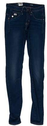 G Star Low-Rise Skinny Jeans w/ Tags