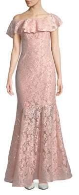 Xscape Evenings Lace Mermaid Dress