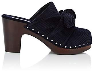 Loeffler Randall Women's Neko Corduroy Clogs
