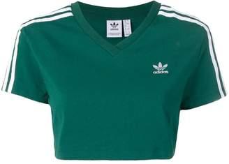 adidas cropped T-shirt