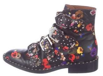 Givenchy Elegan Studded Ankle Boots Black Elegan Studded Ankle Boots