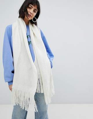 Weekday Linen Mix Scarf