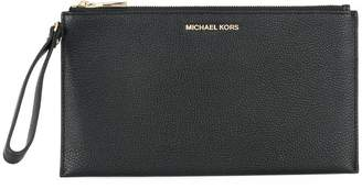 MICHAEL Michael Kors zip clutch bag