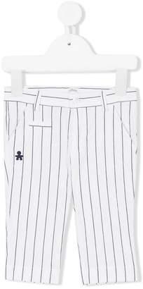 Le Bebé Enfant striped classic trousers