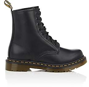 Dr. Martens Women's 1460 Leather Ankle Boots-Black