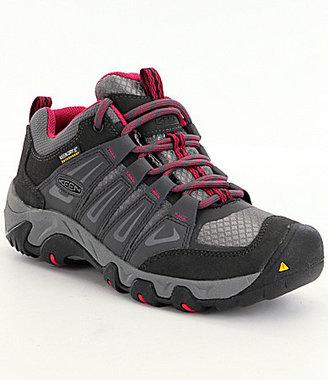 Keen Oakridge Waterproof Hiking Shoes $115 thestylecure.com