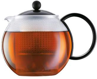 Bodum Assam 34-oz. Classic Tea Press Black