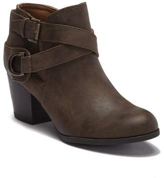 Indigo Rd Sandra Buckle Ankle Bootie