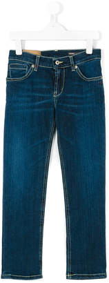 Dondup Kids stretch slim-fit jeans