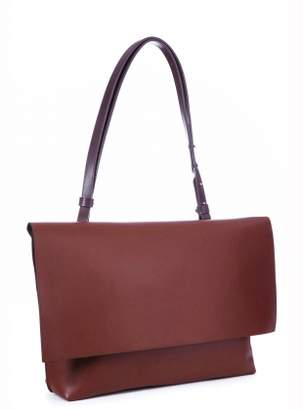 Danielle Foster MARA Shoulder Bag in Almond