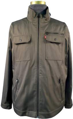 Levi's Men's Synthetic / 2 Chest Pocket Military Jacket