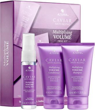 Alterna Haircare Haircare - CAVIAR Anti-Aging Multiplying Volume Trial Kit