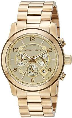 Michael Kors MK8077 -Tone Men's Watch