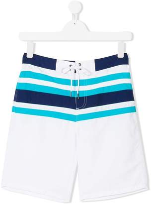 Trunks Sunuva striped board shorts
