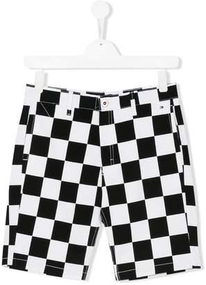 Tommy Hilfiger Junior TEEN racer denim shorts