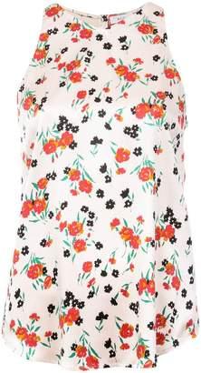 A.L.C. floral print blouse