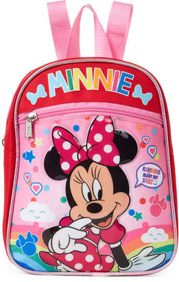 Disney Junior (Toddler Girls) Minnie Rainbow Mini Backpack