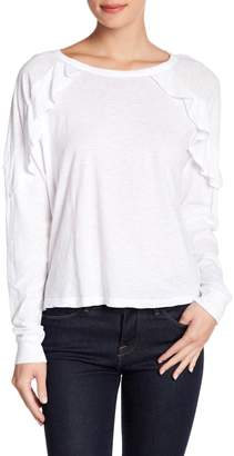 Velvet by Graham & Spencer Cotton Slub Tee