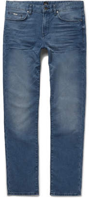 HUGO BOSS Delaware Slim-Fit Denim Jeans