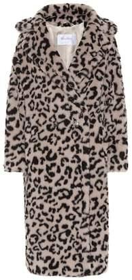 Max Mara Edy wool, alpaca and silk coat