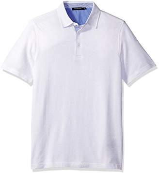 Bugatchi Men's Contrast Polo