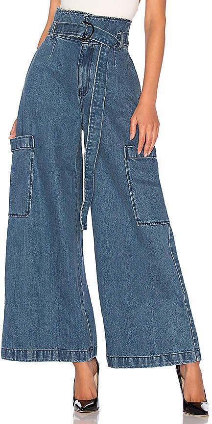High Waist Roni Trouser Jean.