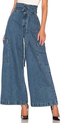 Dr. Denim High Waist Roni Trouser Jean.