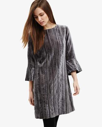 Phase Eight Arielle Flute Sleeve Velvet Dress