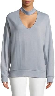 Joe's Jeans Women's Sofie Choker Sweatshirt
