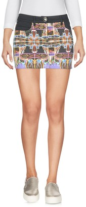 Philipp Plein Denim skirts - Item 42655119CT