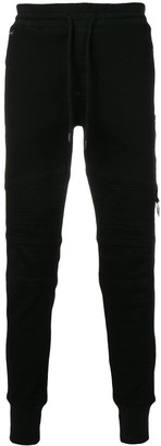 Philipp Plein tapered jogging bottoms