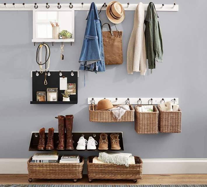 Hanging Tray Basket