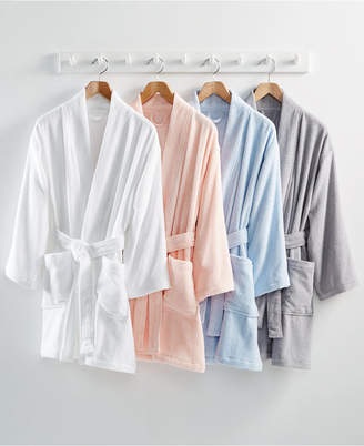 Martha Stewart Collection Cotton Terry Bath Robe