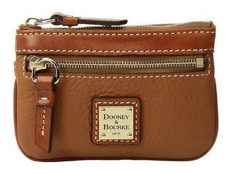 Dooney & Bourke Pebble Small Coin Case